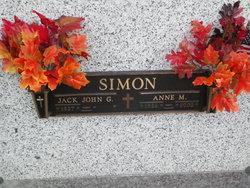 Anne Mae Anne <i>Duncan</i> Simon