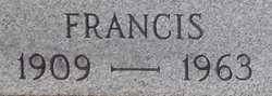 Francis J Creedon