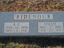 A. C. Ridenour