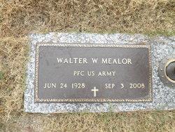 Walter William Mealor