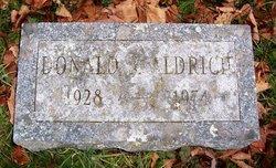 Donald James Aldrich
