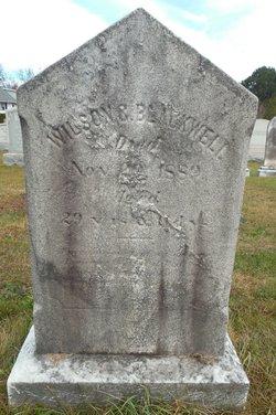 Wilson C. Blackwell