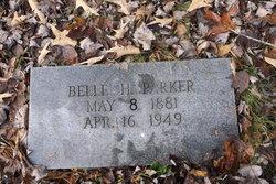 Belle H <i>Hoskins</i> Parker