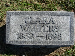 Clara <i>Brown</i> Walters