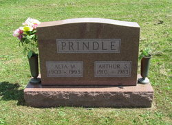Alta M. Prindle