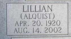 Lillian <i>Alquist</i> Gilbert