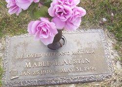 Mable Ida <i>Warren</i> Austin