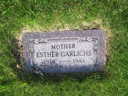 Oral Esther <i>Thompson</i> Garlichs