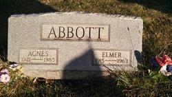 Agnes F <i>Vogler</i> Abbott
