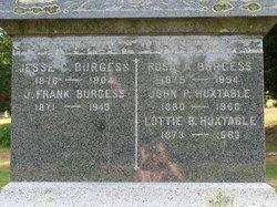 Joseph Francis Frank Burgess