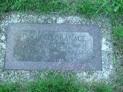 Eva Cranage <i>Smith</i> Fowler