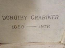 Dorothy Grabiner