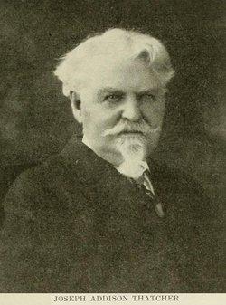 Joseph Addison Thatcher