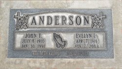 Evelyn Louise Teeter Anderson