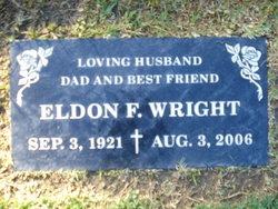 Eldon F Wright