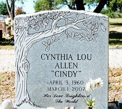 Cynthia Lou Cindy Allen