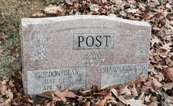 Gordon Dean Post