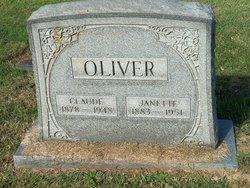 Jeanette <i>Duty</i> Oliver