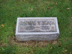 Thomas W Black