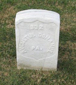 Augustus Donahue