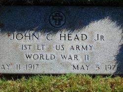 John C Head, Jr