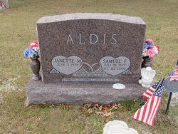 Samuel Francis Aldis