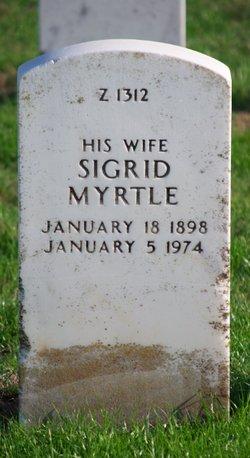 Sigrid Myrtle Halsan