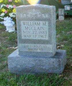 William Monroe McClain