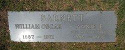 Annie Elizabeth <i>Cunningham</i> Barnett