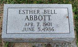 Esther Bell <i>Ewing</i> Abbott