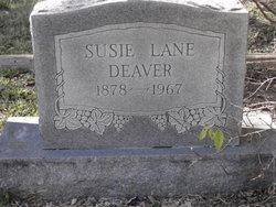 Susie Lane Deaver