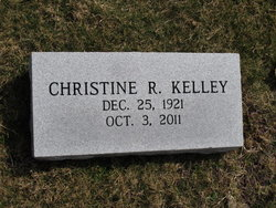 Christine <i>Roller</i> Kelley