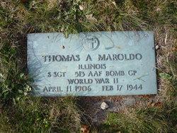 Thomas A Maroldo