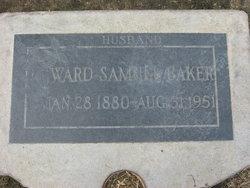 Ward Samuel Baker