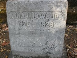 Annie Laurie <i>Lockhart</i> Lovejoy