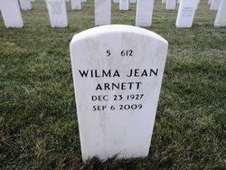 Wilma Jean <i>Chambers</i> Arnett