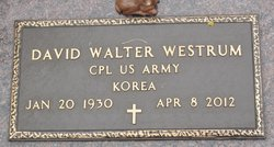 David Walter Westrum