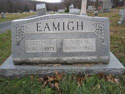 Hester P. <i>Morgan</i> Eamigh