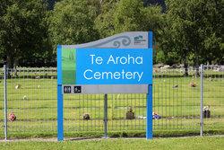 Te Aroha Cemetery, Te Aroha
