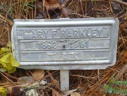 Mary Frances <i>Moore</i> Harkley
