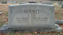 Lillian Naomi Mayo