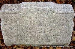 Leroy Marshman Byers, Sr
