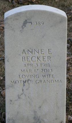 Anne E. Becker