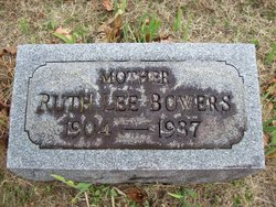 Ruth <i>Lee</i> Bowers