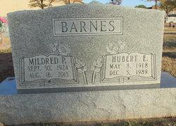 Mildred Pauline <i>Williams</i> Barnes