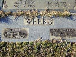 Bessie Ann <i>Parrish</i> Weeks