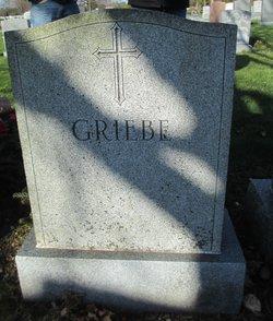 Ethel Maria <i>Kellam</i> Griebe