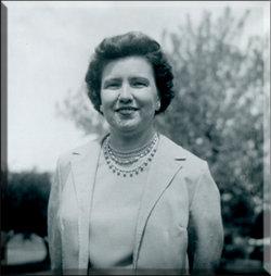 Lucille Mary Adler