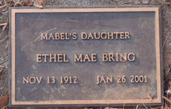 Ethel Mae <i>Fitzgerald</i> Bring