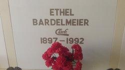 Ethel <i>Bardelmeier</i> Clark